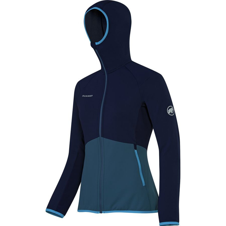 Mammut Botnica Light ML Hooded Jacket - Womens