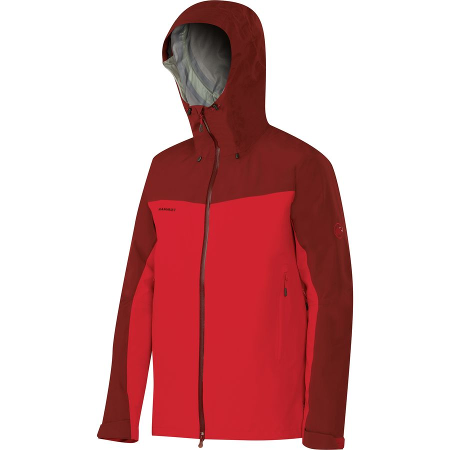 Mammut Crater HS Hooded Jacket - Mens