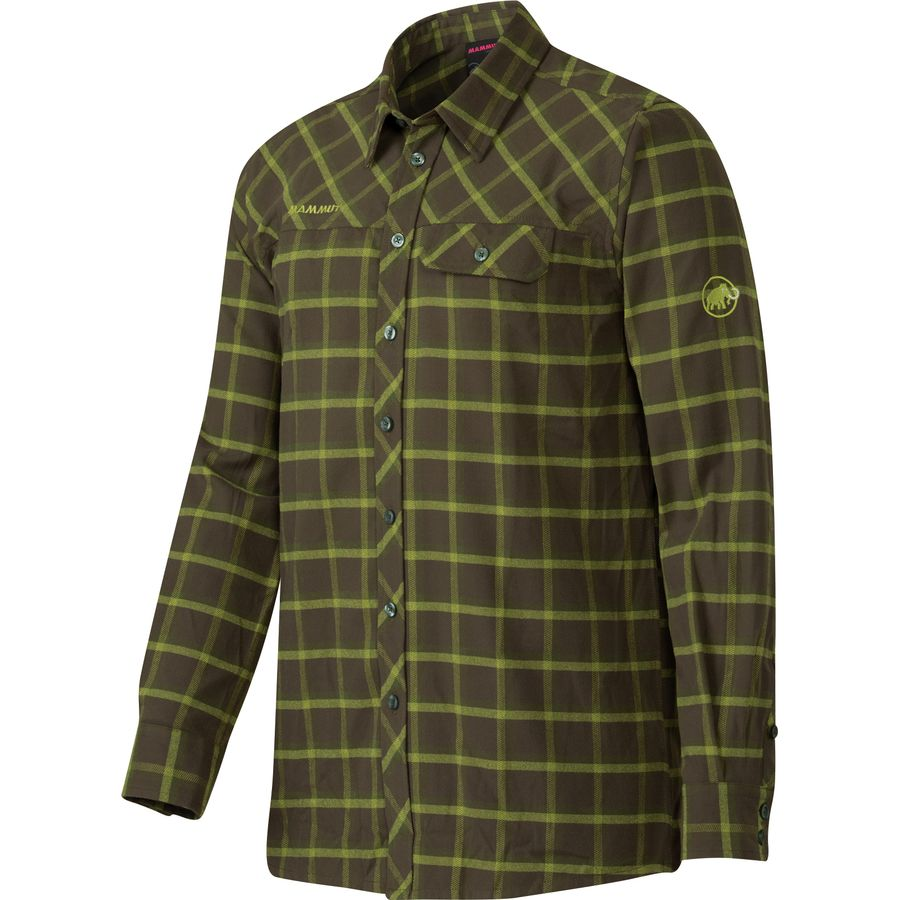Mammut Trovat Advanced Shirt - Mens