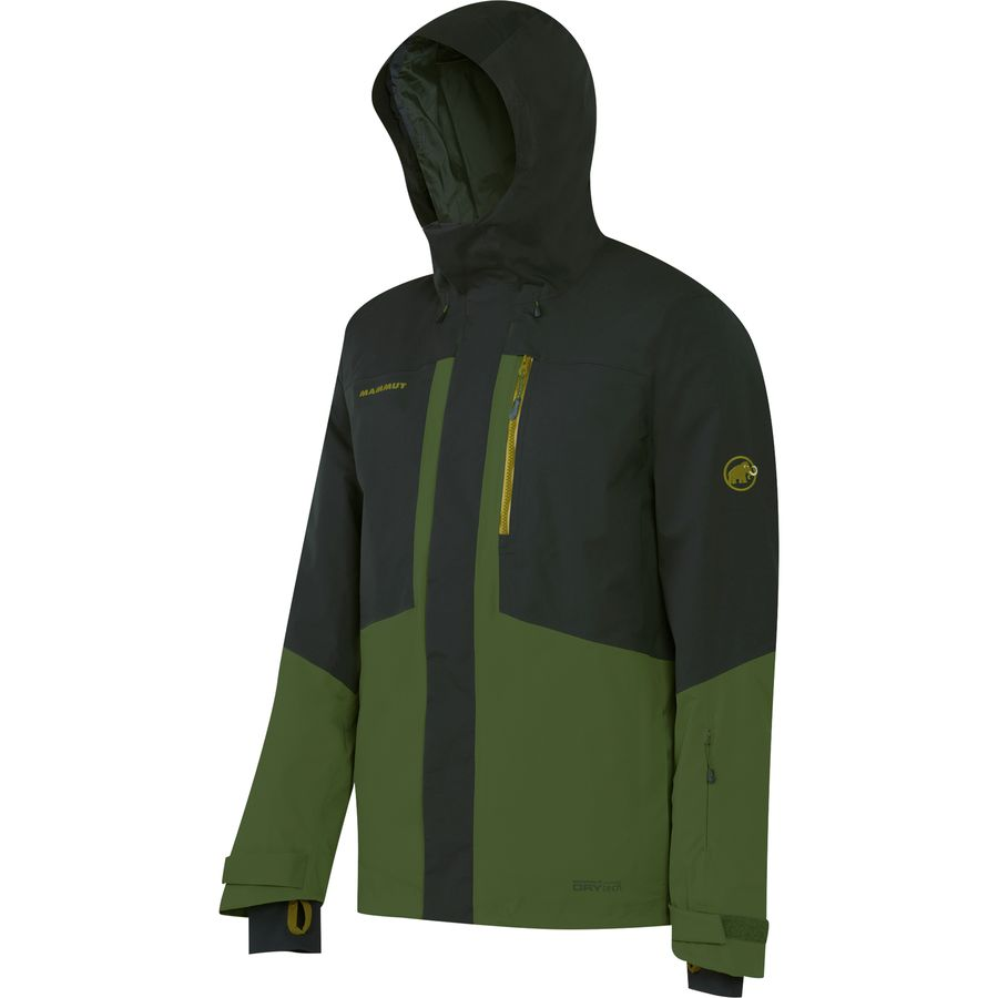 Mammut Andalo HS Hooded Jacket - Mens