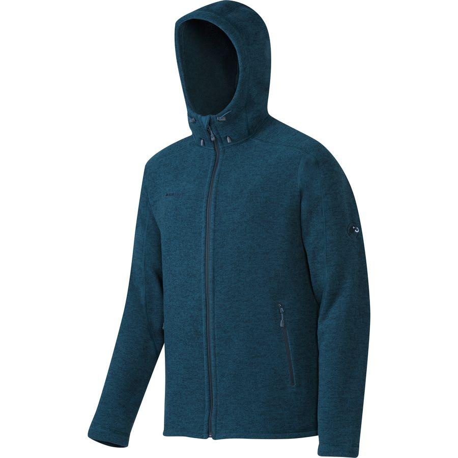 Mammut Polar ML Hooded Fleece Jacket - Mens