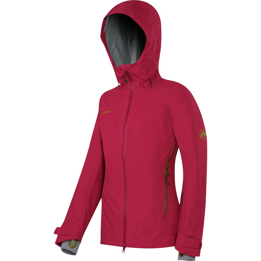 Mammut Luina Tour HS Hooded Jacket - Womens