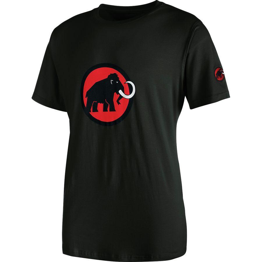 Mammut Logo Short Sleeve T Shirt Men S Backcountry Com