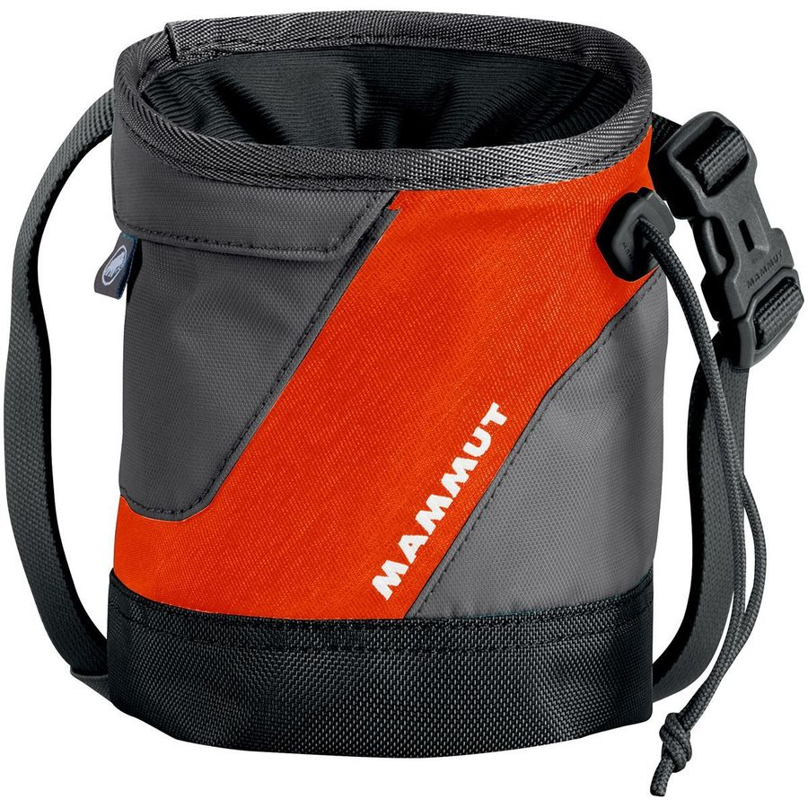 Mammut - Ophir Chalk Bag - Dark Orange Titanium 0bd83c9a57e