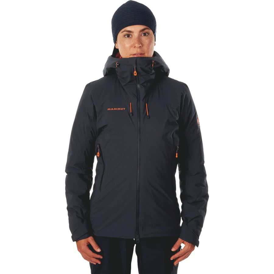 Mammut Nordwand Hs Thermo Hooded Insulated Jacket Women