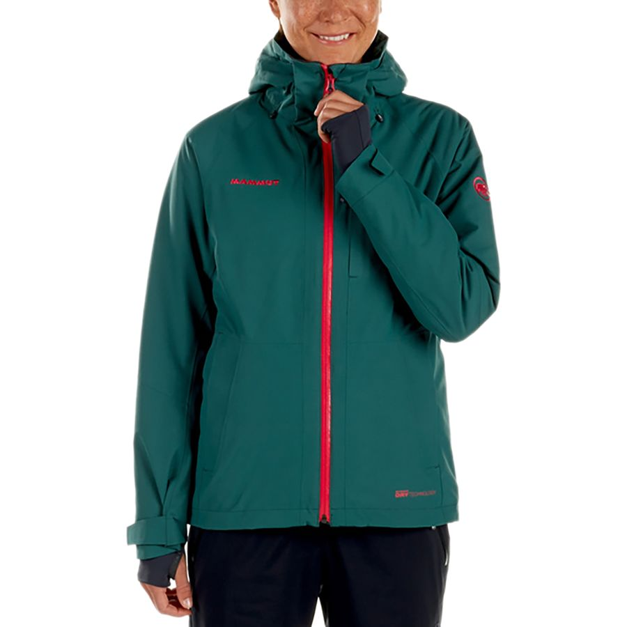 Mammut Cruise HS Hooded Thermo Jacket - Womens