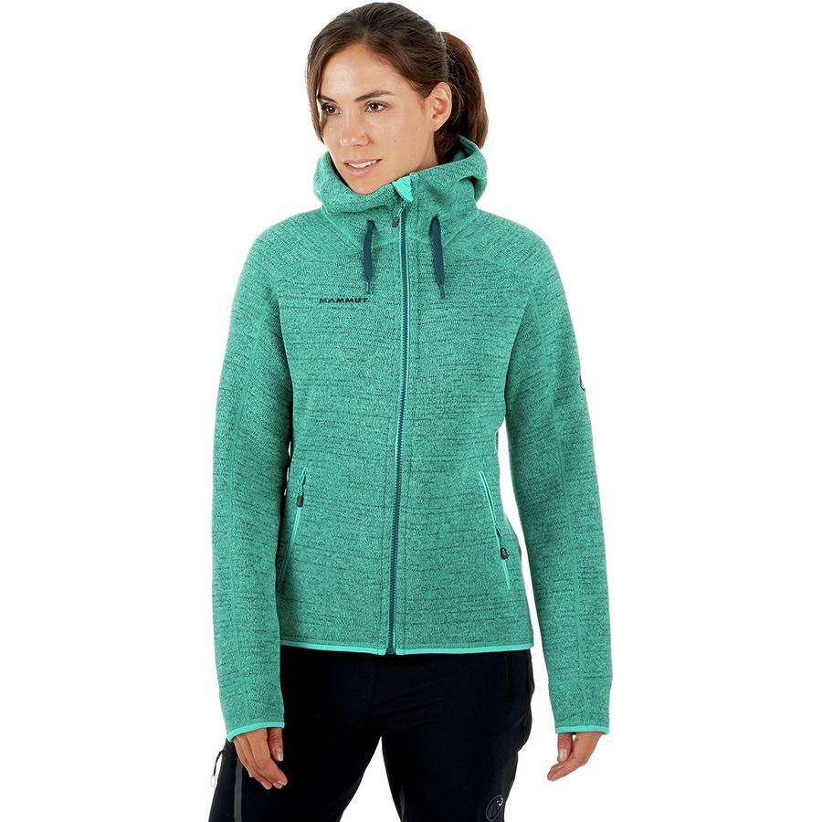 reputable site 48a46 52a62 Mammut Arctic ML Hooded Fleece Jacket - Women's