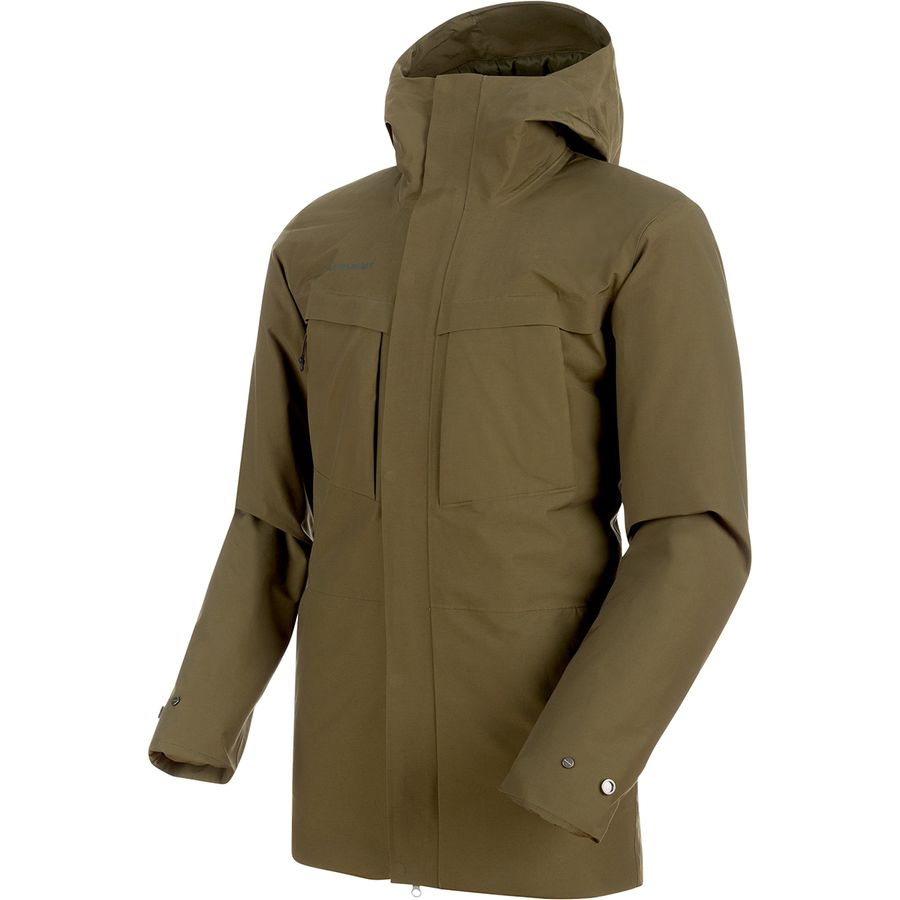 e22a5067 Mammut Chamuera HS Thermo Hooded Parka - Men's | Backcountry.com