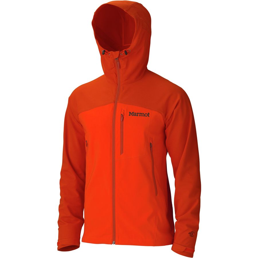 Marmot Estes Hooded Softshell Jacket - Mens