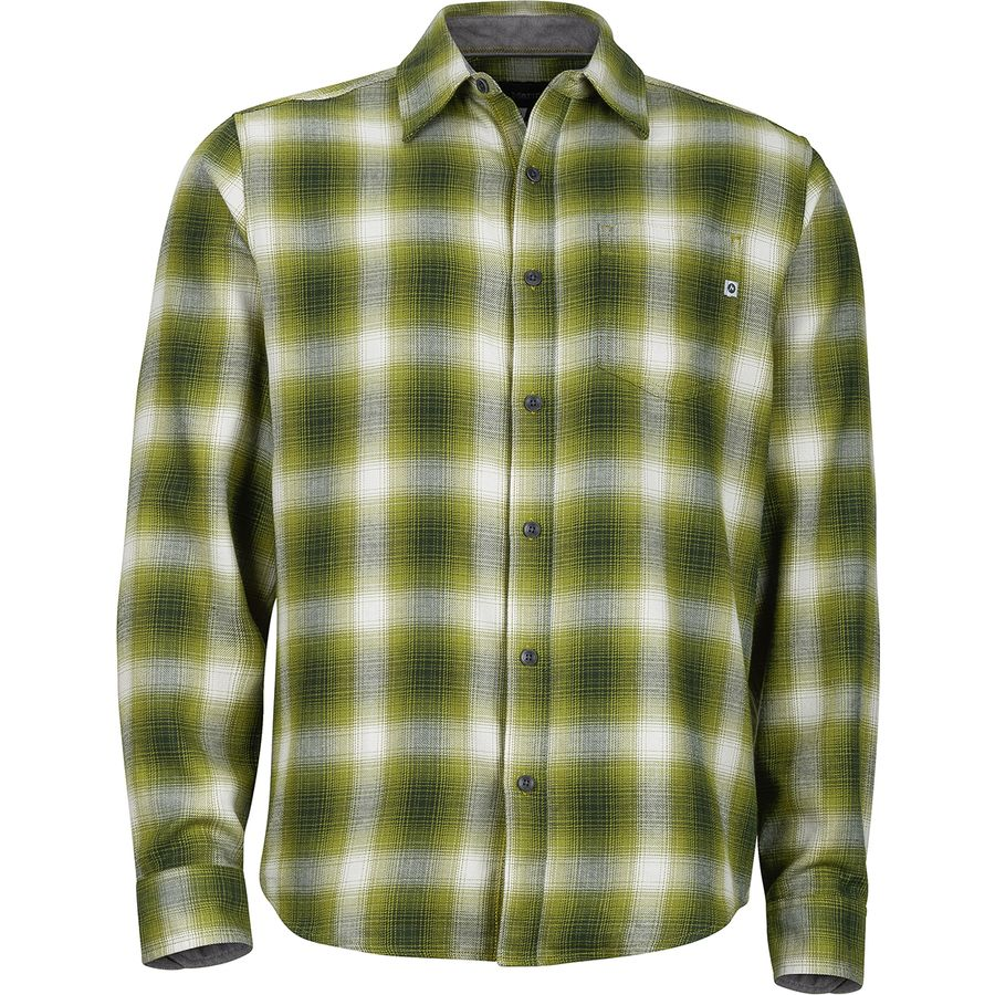 Marmot Fairfax Flannel Shirt - Mens
