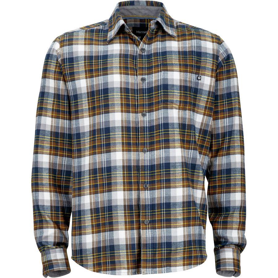 Marmot Fairfax Flannel Shirt Men 39 S Up To 70 Off