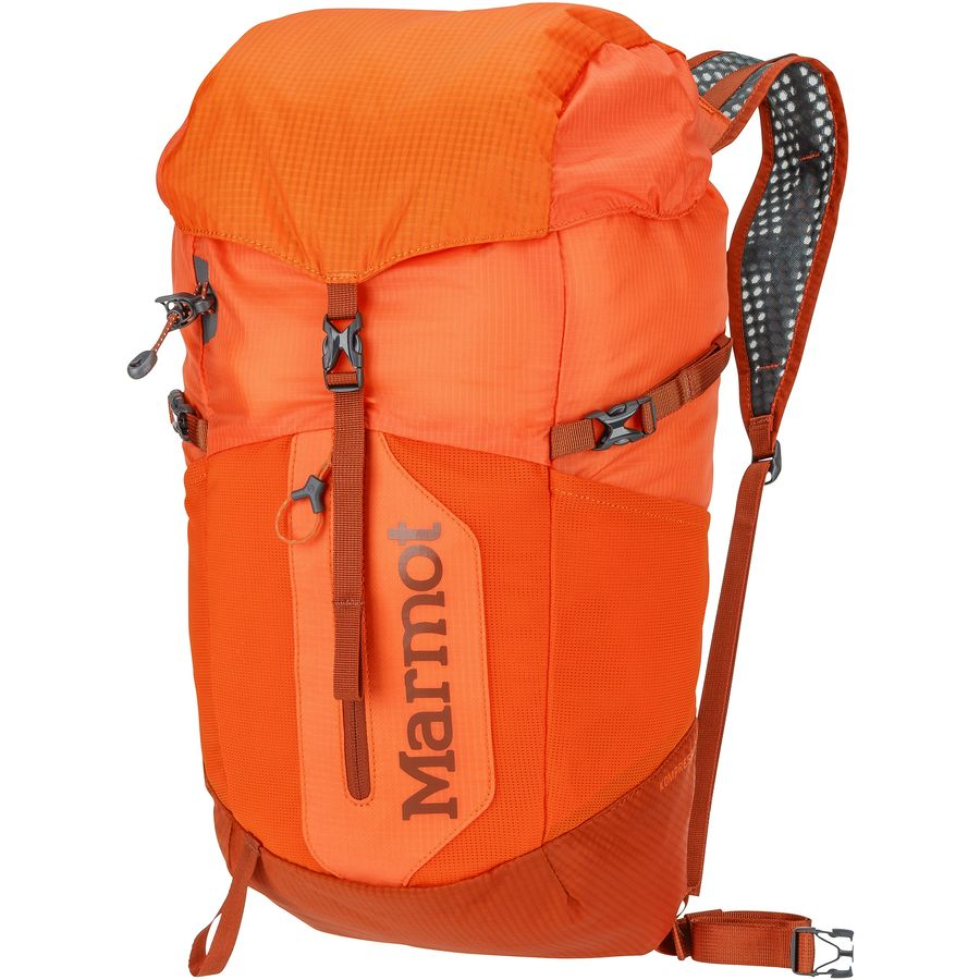 Marmot Kompressor 18 Review | OutdoorGearLab