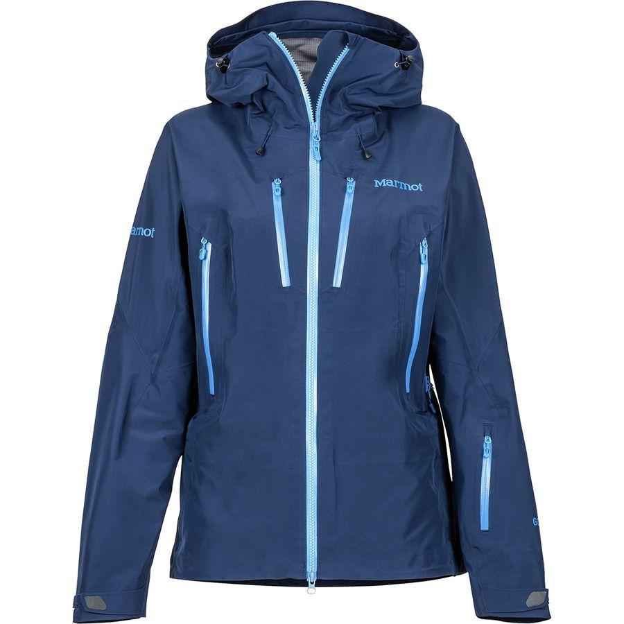 Marmot Women's Alpinist Alpinist Jacket Marmot Women's Marmot Jacket 45RqAj3L