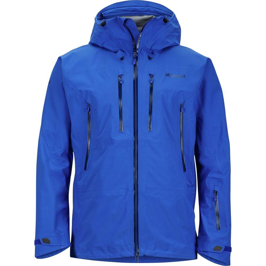 Marmot men's jacket - Marmot Alpinist Jacket Men S