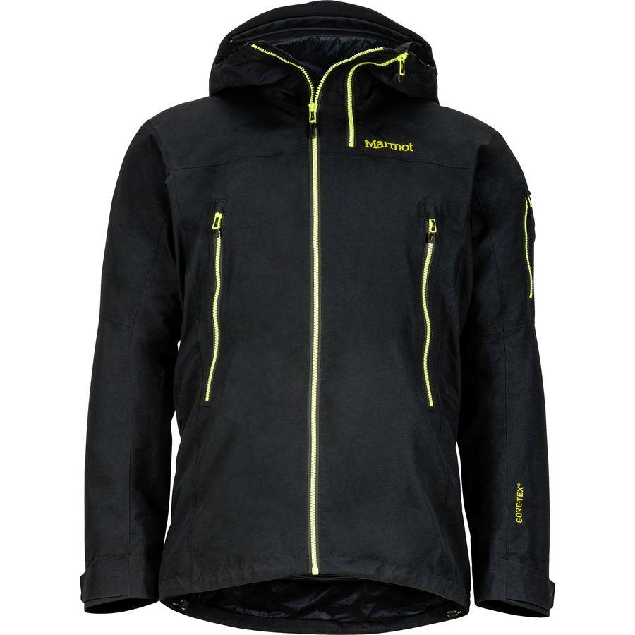 Marmot men's jacket - Marmot Freerider Jacket Men S Black