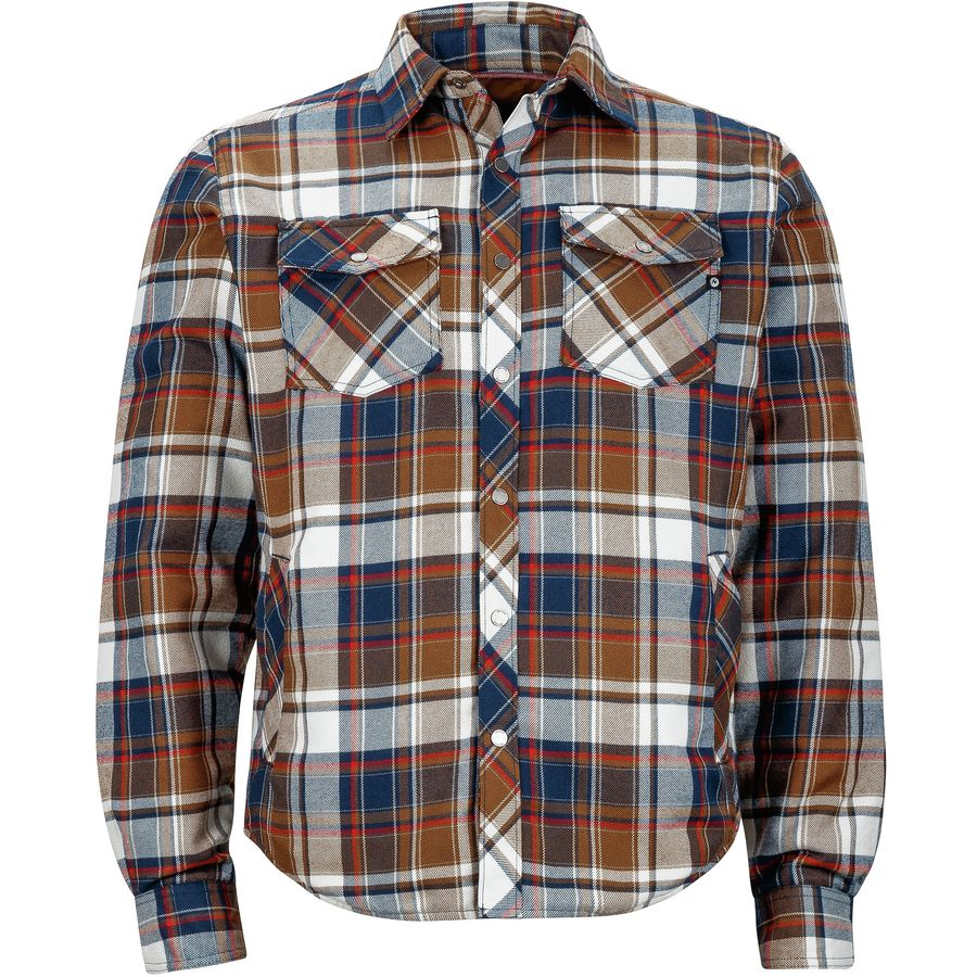 Marmot Arches Insulated Flannel - Mens