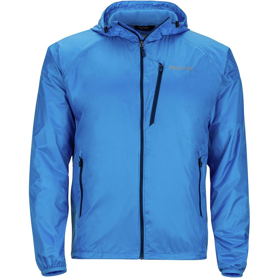 Marmot Ether DriClime Hooded Jacket - Mens