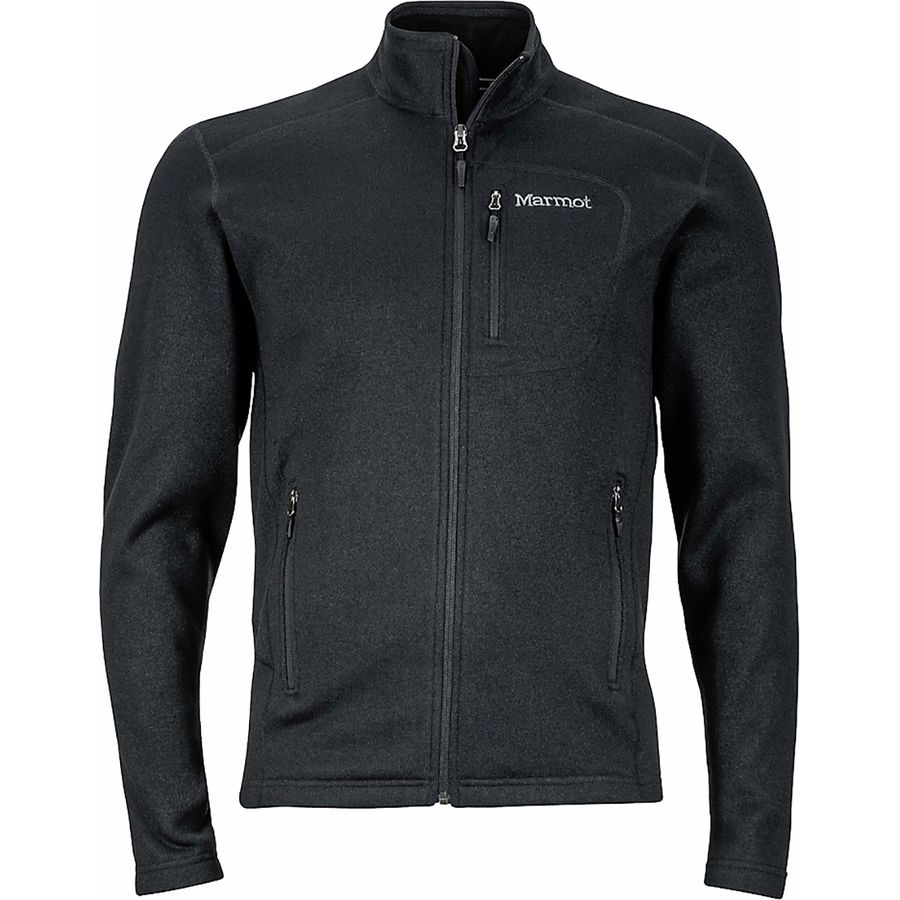 Marmot Drop Line Fleece Jacket - Mens