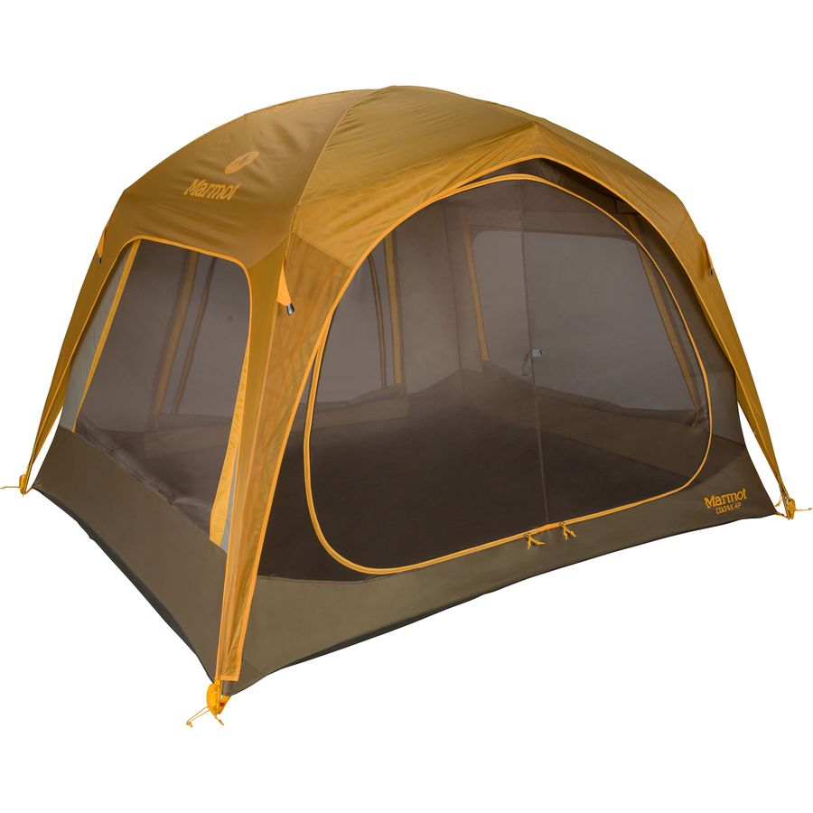 Marmot - Colfax 4P Tent 4-Person 3-Season - Golden Copper/  sc 1 st  Backcountry.com & Marmot Colfax 4P Tent: 4-Person 3-Season | Backcountry.com