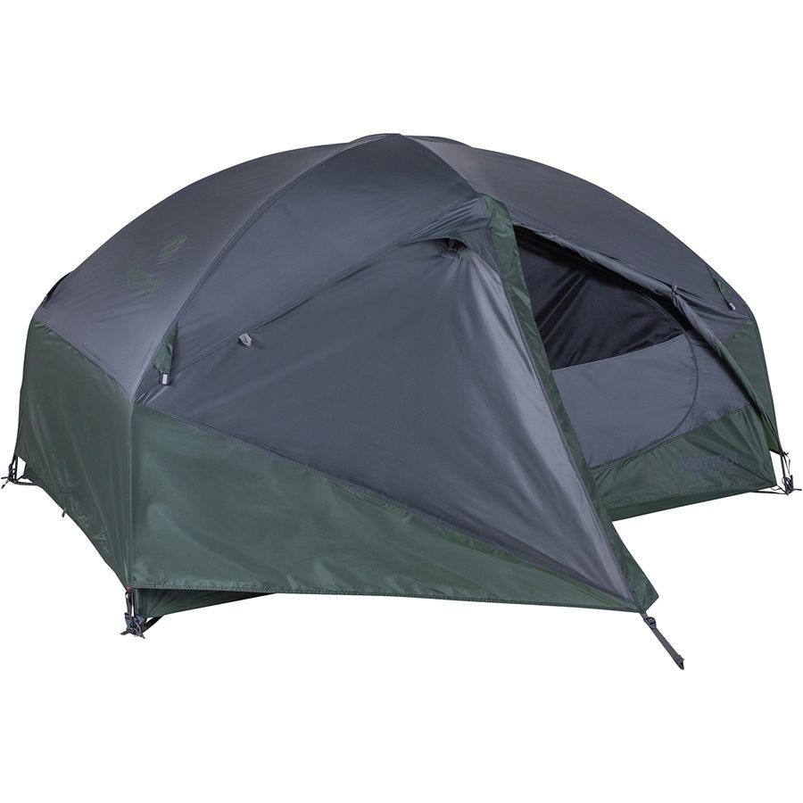Marmot - Limelight Tent 2-Person 3-Season - Cinder/Crocodile  sc 1 st  Backcountry.com & Marmot Limelight Tent: 2-Person 3-Season | Backcountry.com