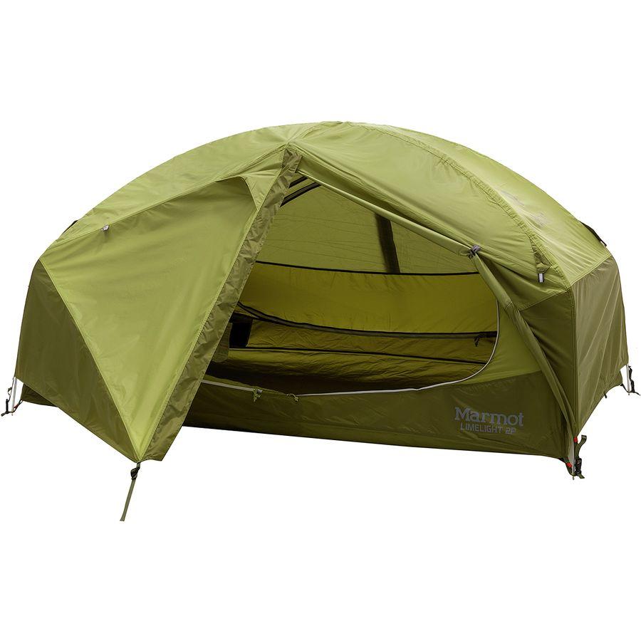 Marmot - Limelight Tent  2-Person 3-Season - Green Shadow Moss ae601b8cf