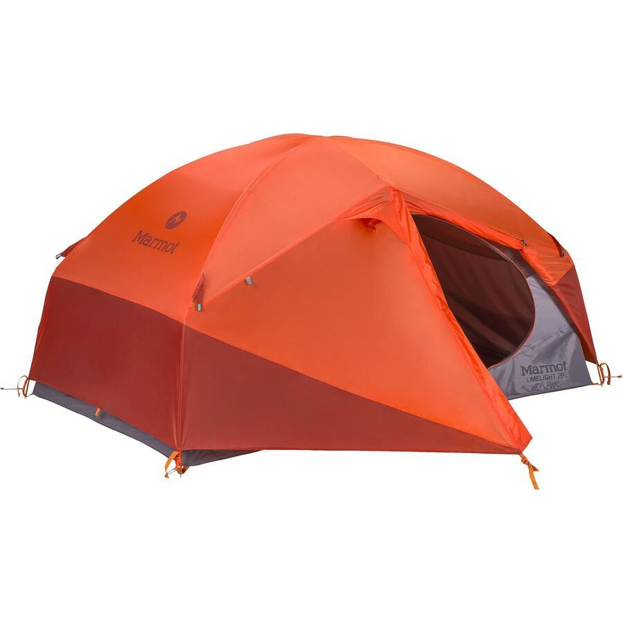 Marmot - Limelight 2P Tent 2-Person 3-Season - Cinder/Rusted  sc 1 st  Backcountry.com & Marmot Limelight 2P Tent: 2-Person 3-Season | Backcountry.com