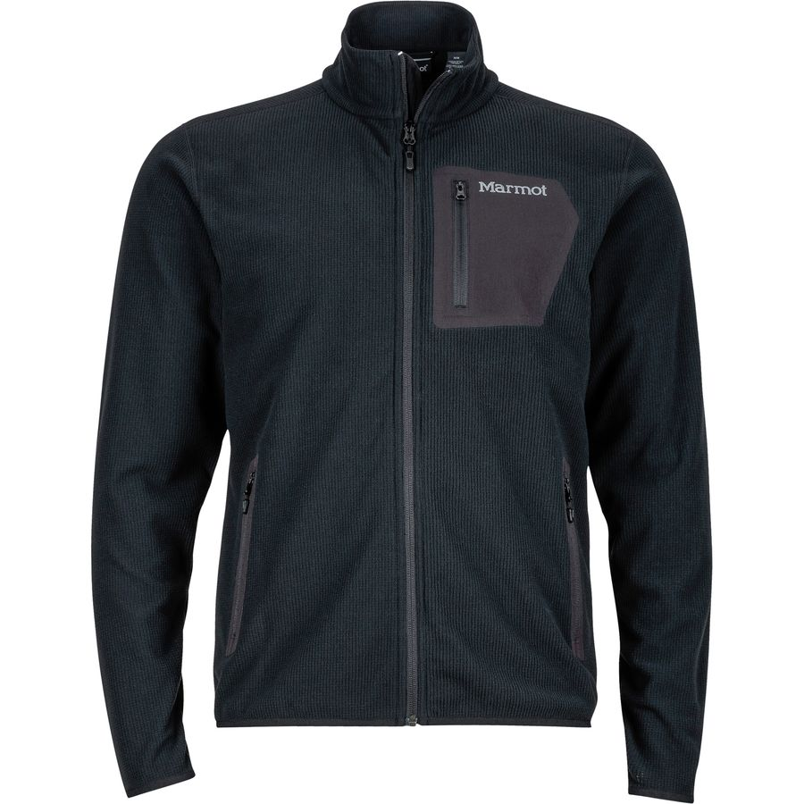 Marmot Rangeley Fleece Jacket - Mens