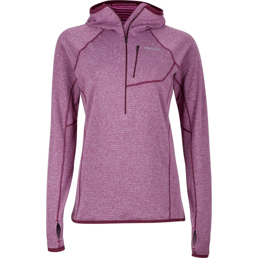 Marmot Powertherm 1/2-Zip Fleece Jacket - Womens