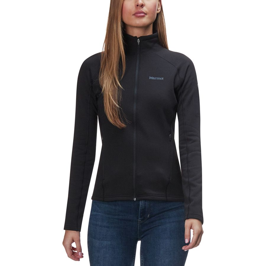 Marmot Stretch Fleece Jacket - Womens