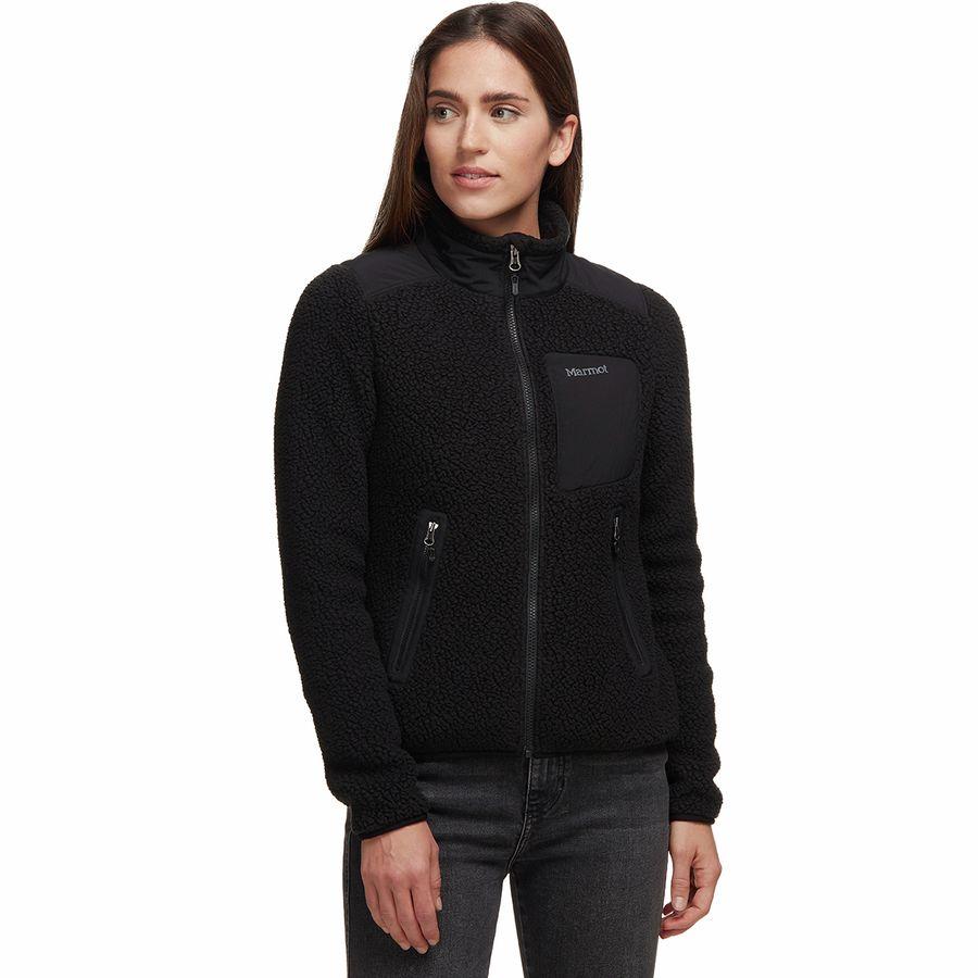 Marmot Wiley Fleece Jacket - Womens