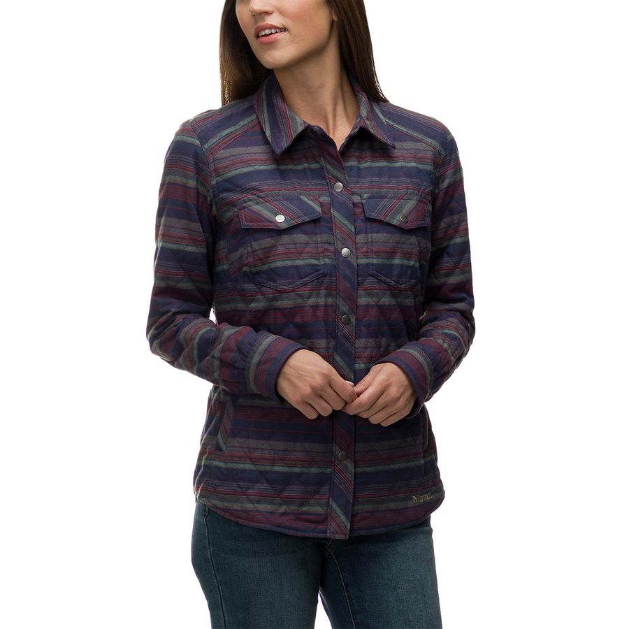 Marmot Riley Insulated Shirt - Womens