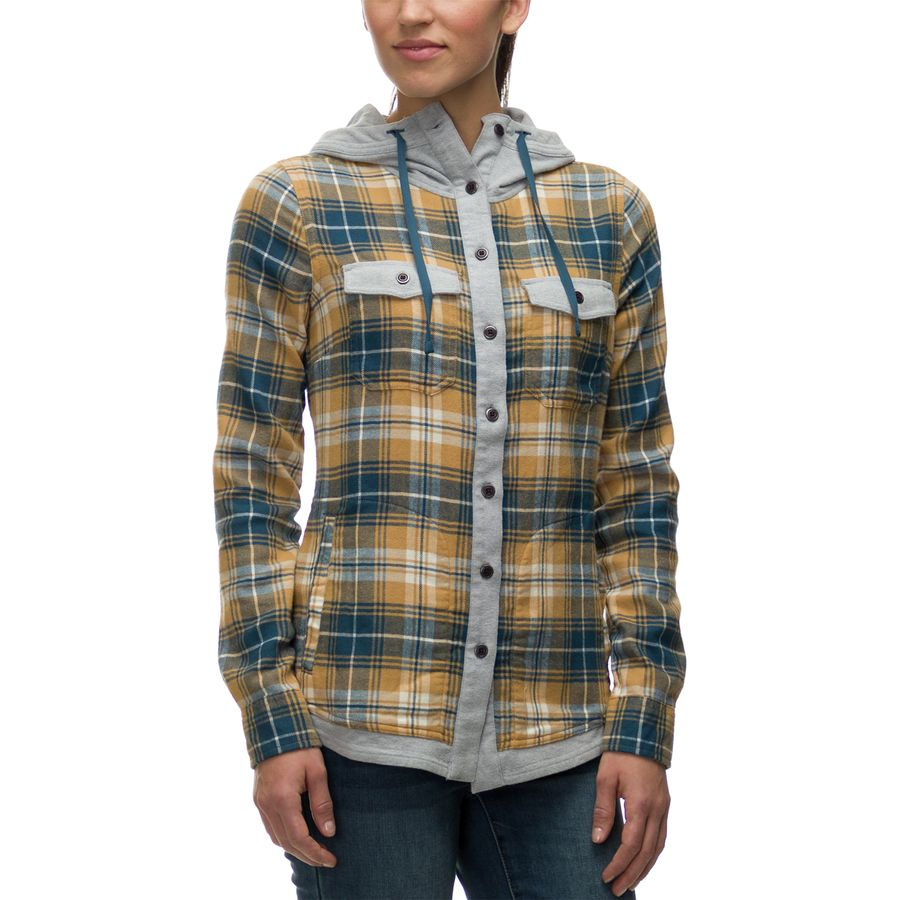 Marmot Reagan Flannel Shirt - Womens