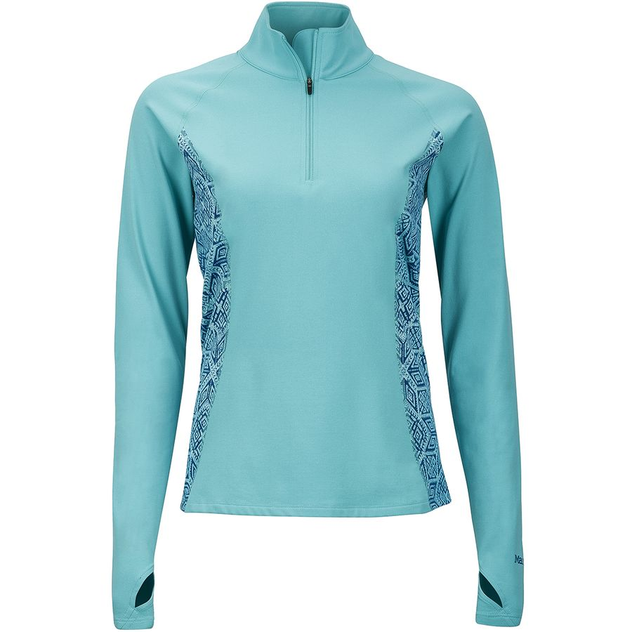 Marmot Meghan 1/2-Zip Top - Womens