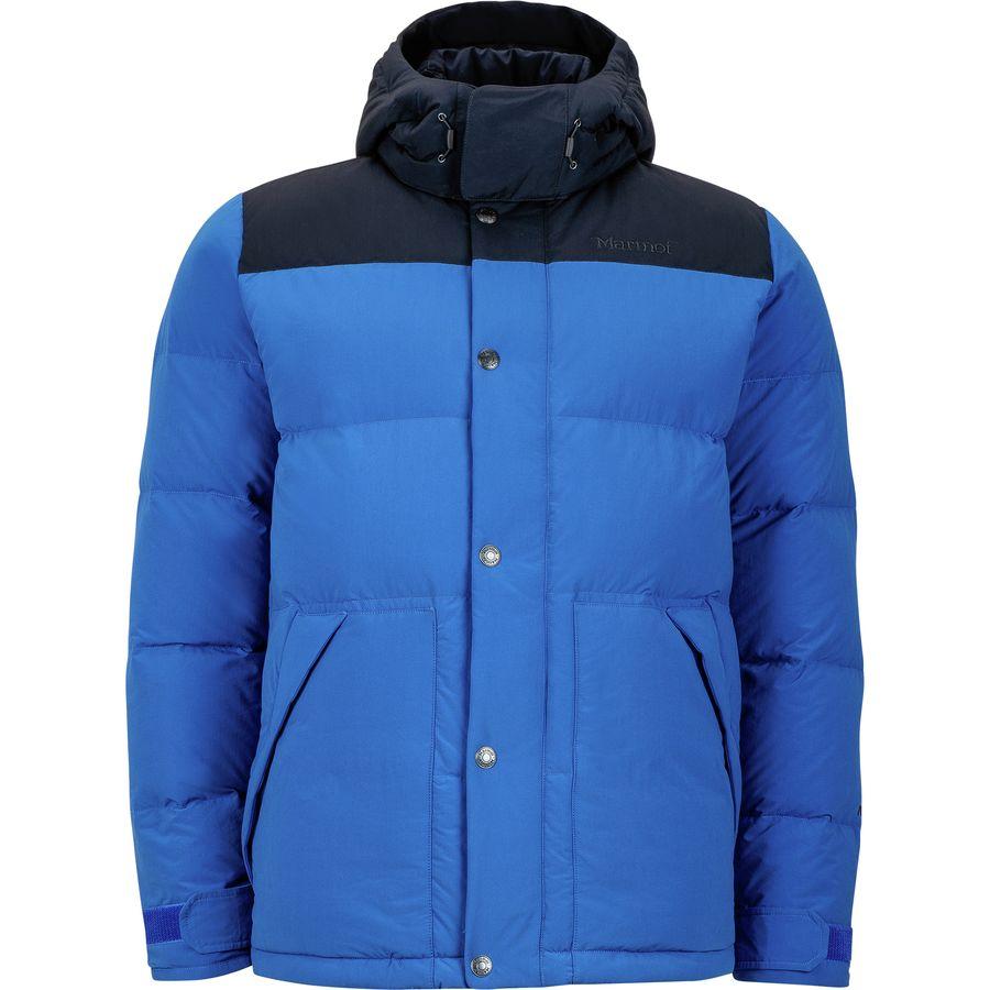 Marmot men's jacket - Marmot Unionport Down Jacket Men S Surf Black