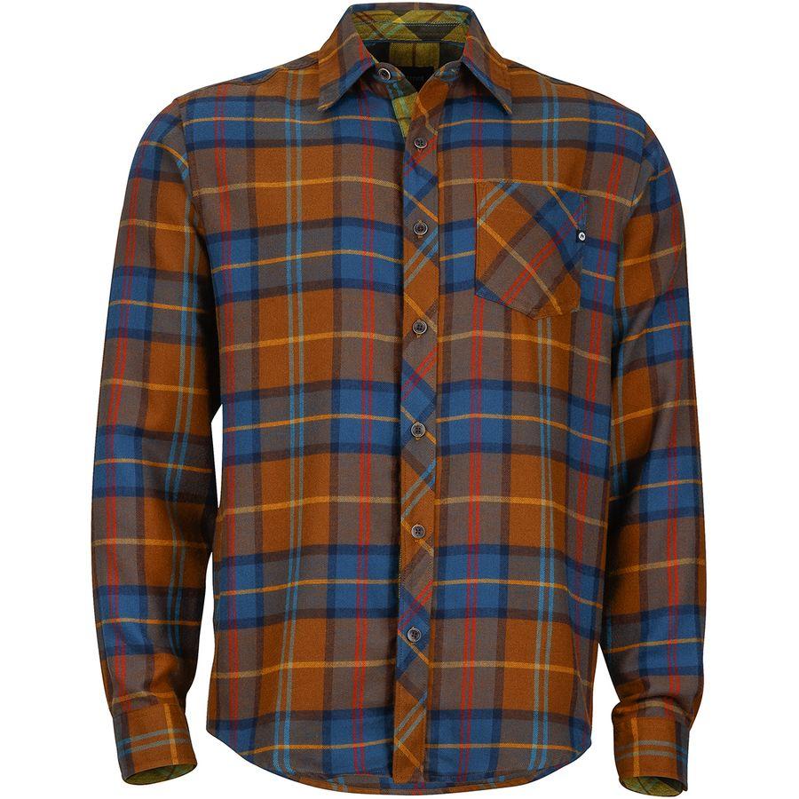 Marmot Anderson Flannel Shirt - Mens