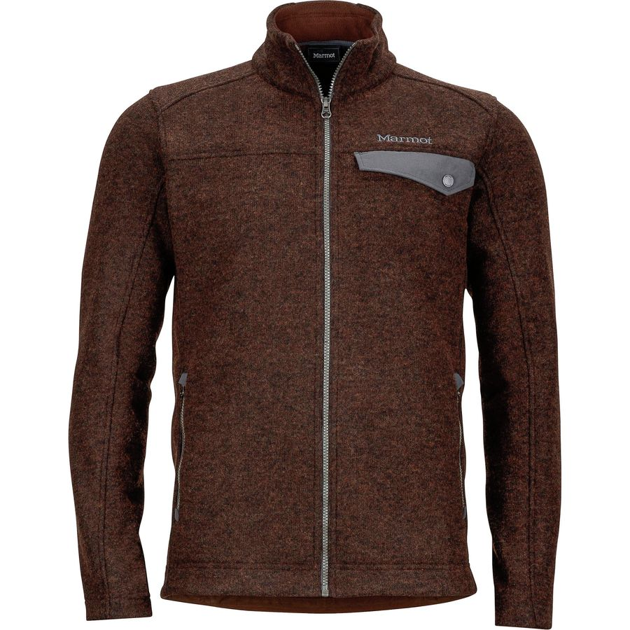 Mens Brown Fleece Jacket - Best Jacket 2017