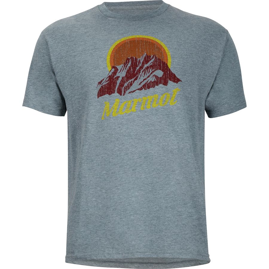 Marmot Pikes Peak T-Shirt - Mens
