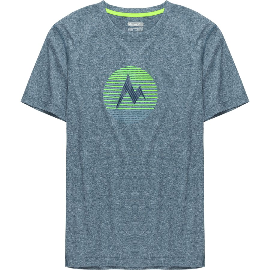Marmot Transporter Short-Sleeve T-Shirt - Mens