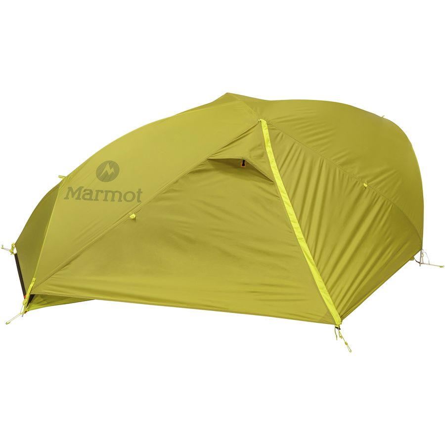Marmot - Force 1p Tent 1-Person 3-Season - Dark Citron/  sc 1 st  Backcountry.com & Marmot Force 1p Tent: 1-Person 3-Season | Backcountry.com