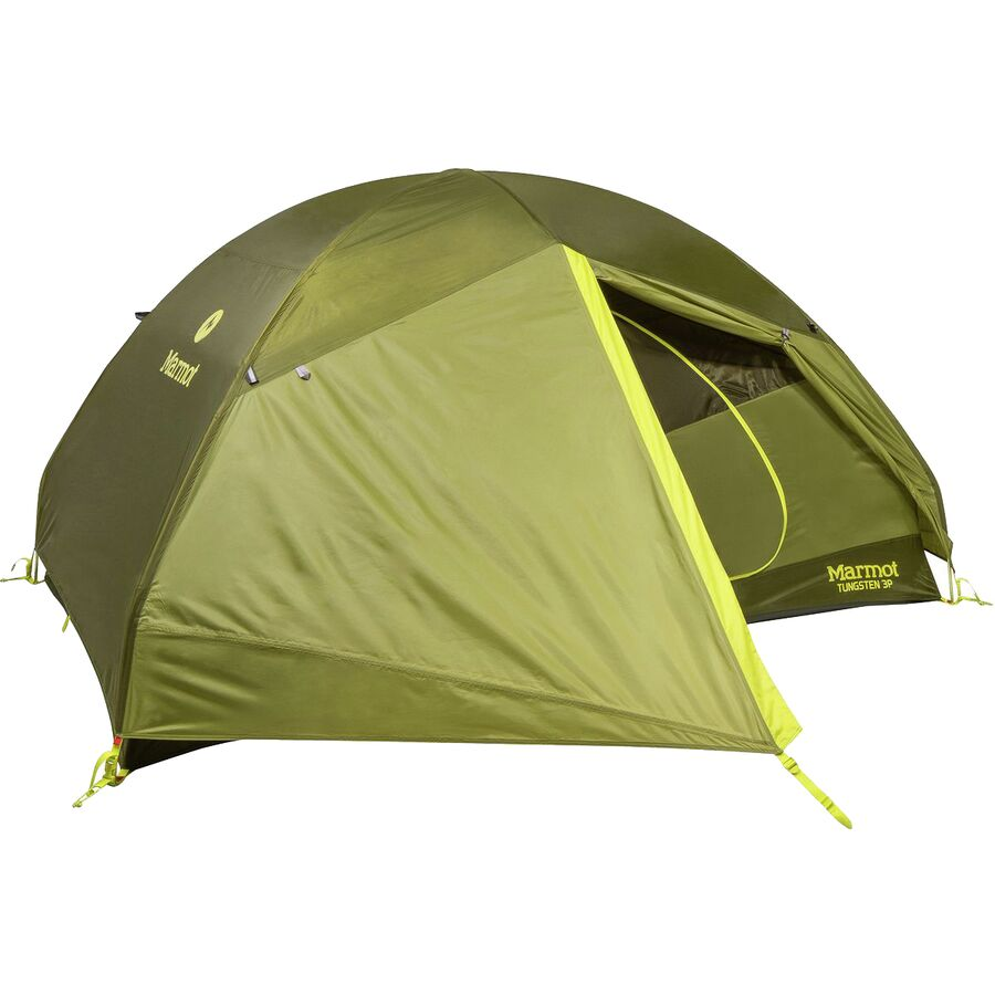 Marmot Tungsten Tent  3-Person 3-Season  1e9153e71b