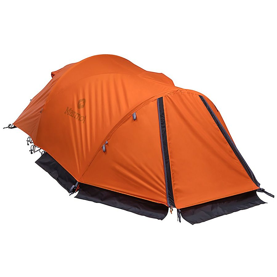 Marmot - Thor Tent 2-Person 4-Season - Blaze  sc 1 st  Backcountry.com & Marmot Thor Tent: 2-Person 4-Season | Backcountry.com