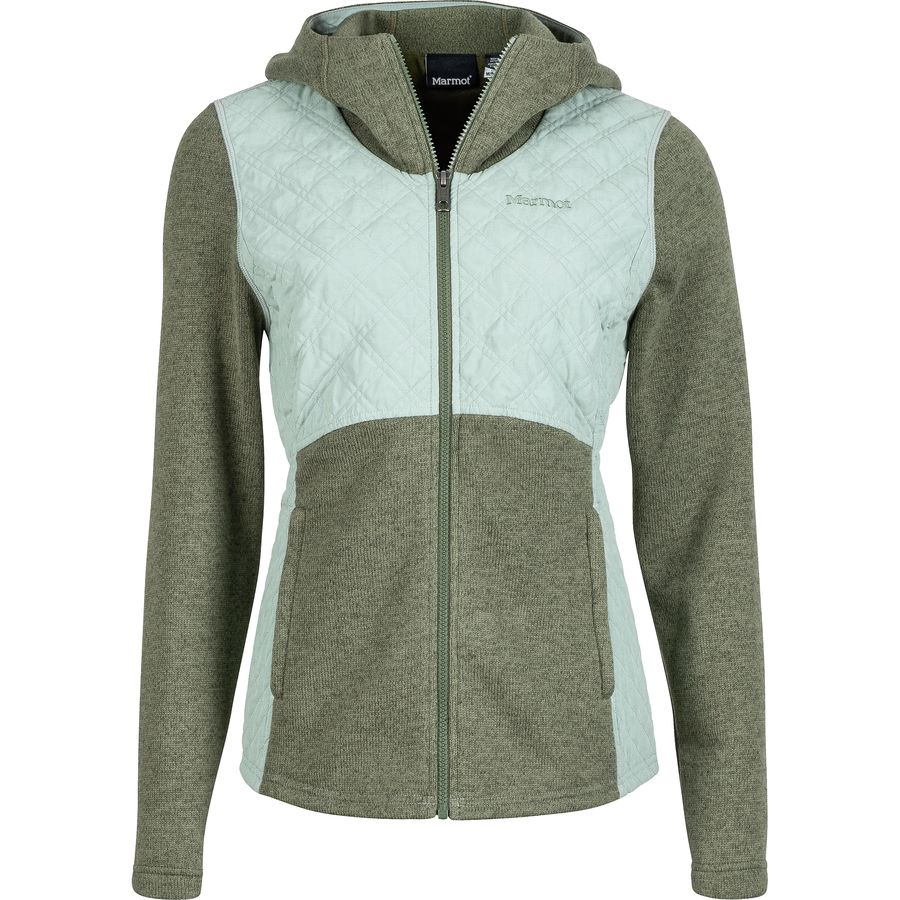 Marmot Coda Hooded Fleece Jacket - Womens