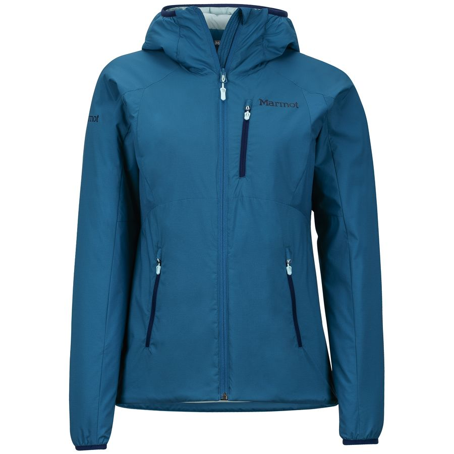 Marmot Novus Hooded Jacket - Womens