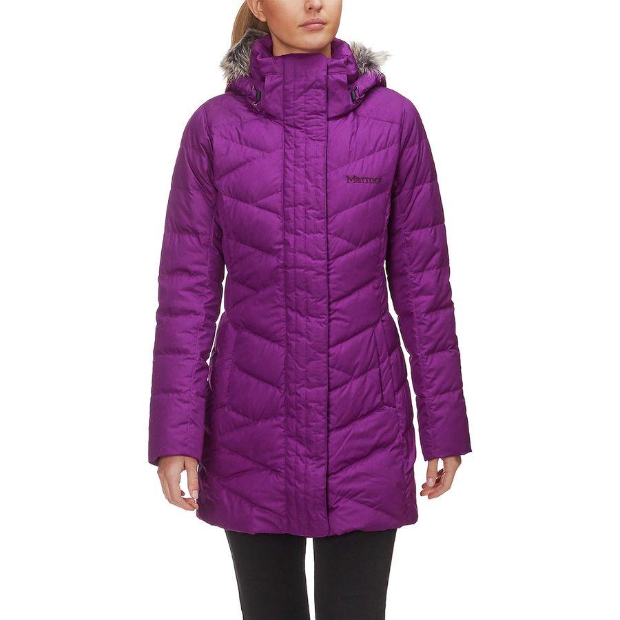 Marmot - Strollbridge Down Jacket - Women s - Grape ad374bcf4