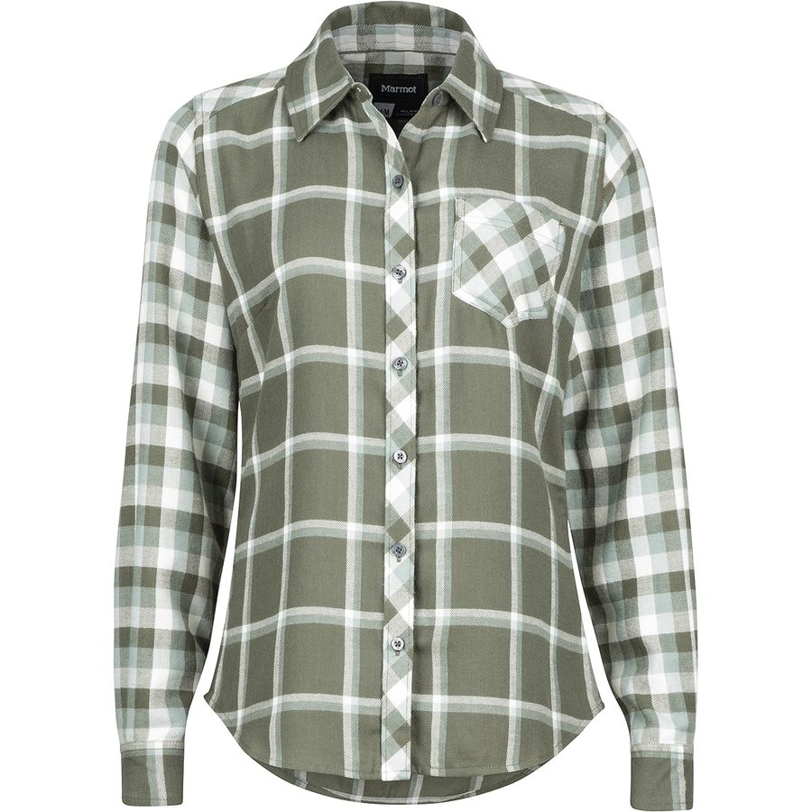 Marmot Taylor Flannel Shirt - Long-Sleeve - Womens