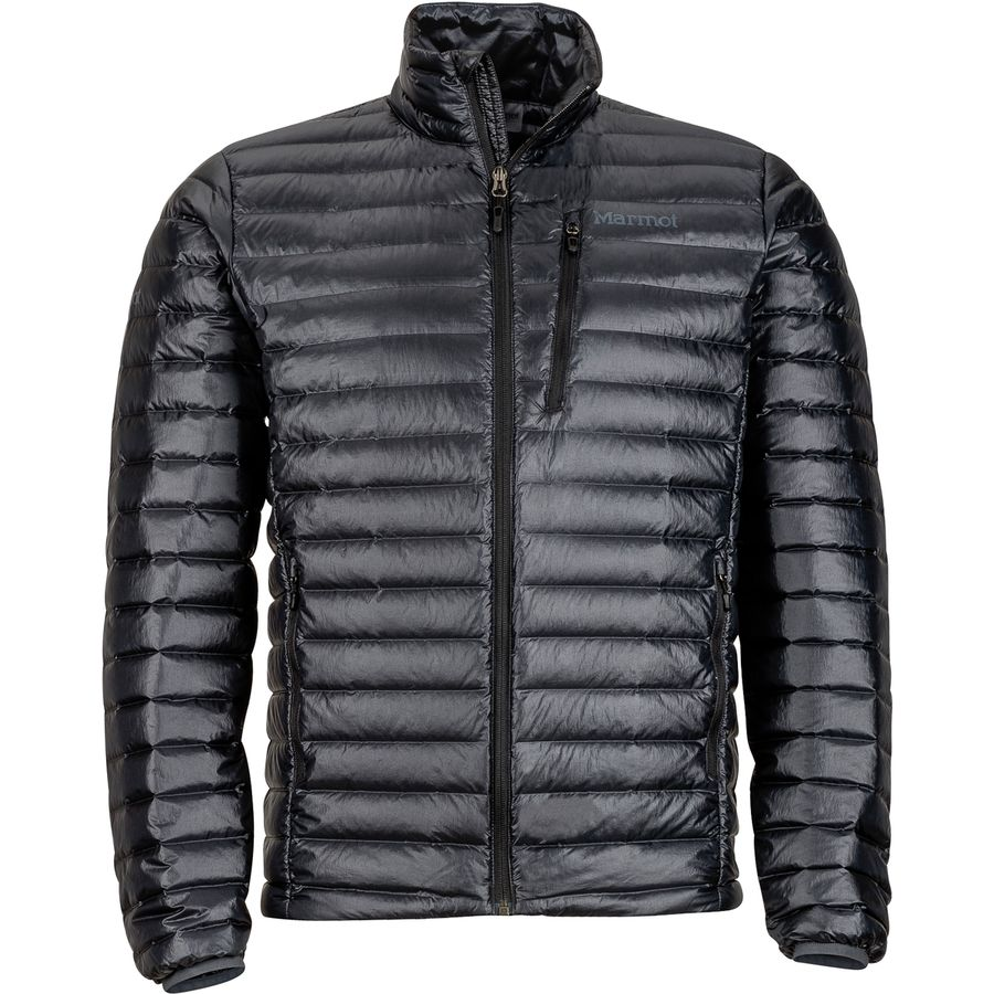 768656dec Marmot Quasar Hooded Down Jacket - Image Of Jacket