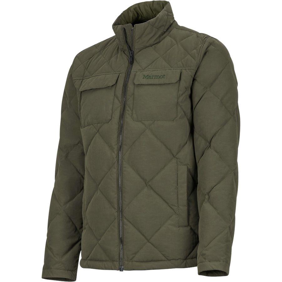 Marmot Burdell Down Jacket - Men s  6345286ec6