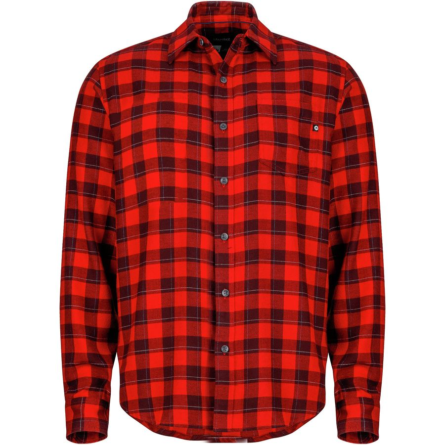 Marmot Bodega Flannel Shirt - Long-Sleeve - Mens