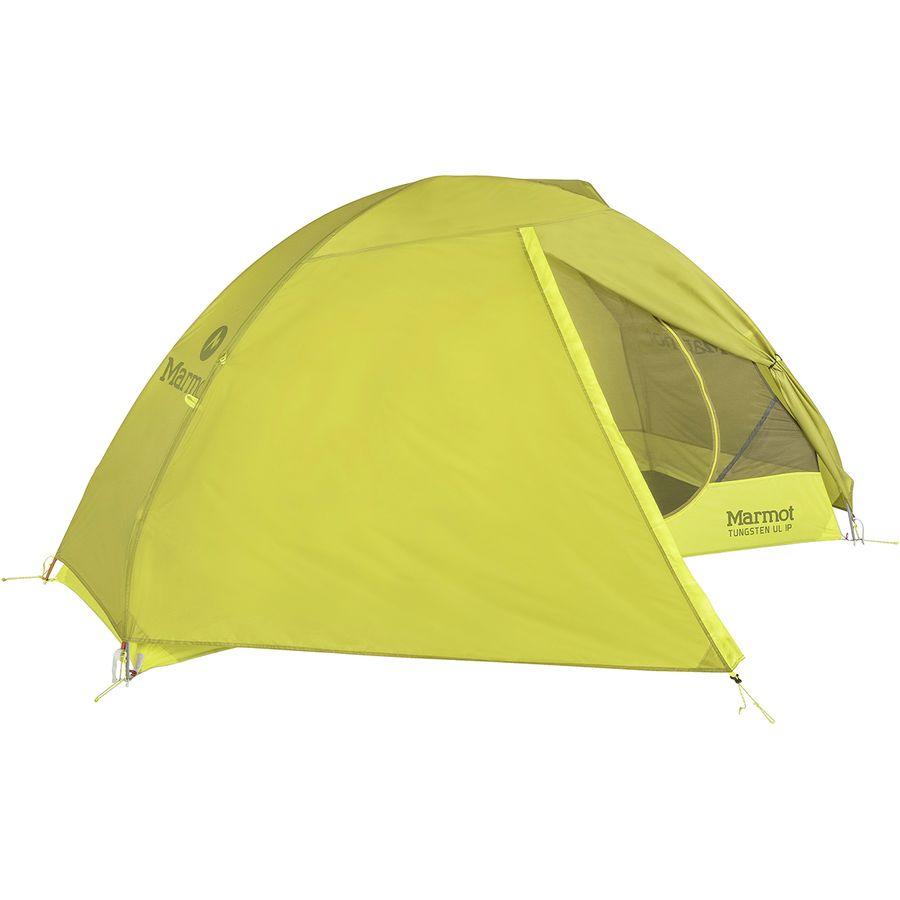 Marmot - Tungsten UL Tent  1-Person 3-Season - Dark Citron  5e021ed490
