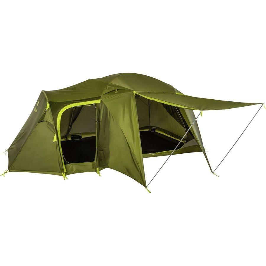 Marmot - Limestone 8P Tent 8-Person 3-Season - Green Shadow/  sc 1 st  Backcountry.com & Marmot Limestone 8P Tent: 8-Person 3-Season | Backcountry.com